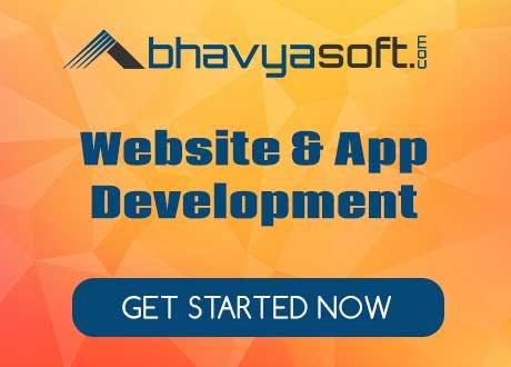 Website and app development